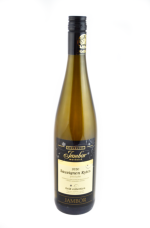 Sauvignon Rytos, Vinařství Jambor